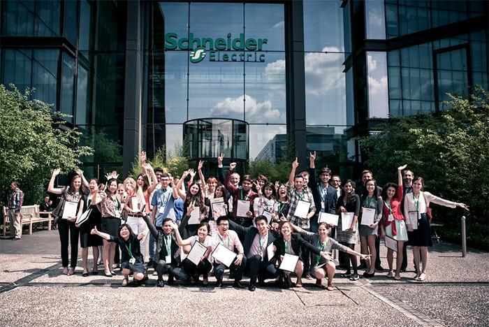 Poziv studentima za takmičenje u izradi poslovnih planova – Schneider Electric