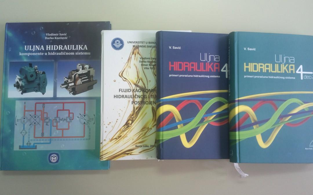 Poklon biblioteci MF UNZE od prof.dr. Vladimira Savića