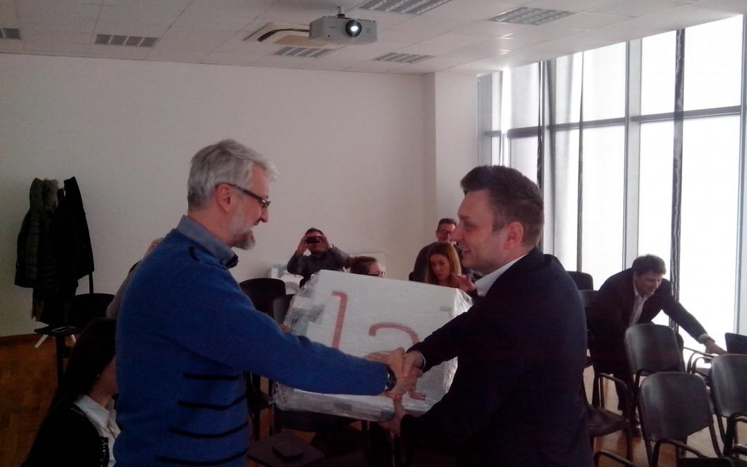 CIP UNZE: Održan sastanak u okviru TEMPUS-ovog projekta iDEAlab