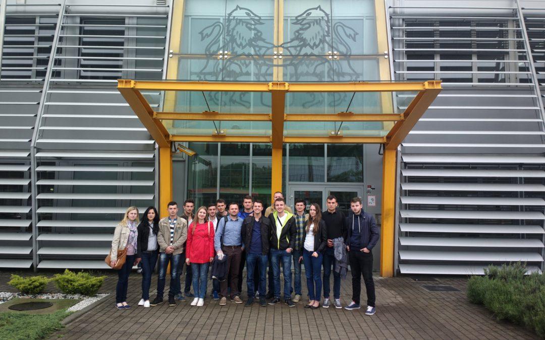 U sklopu CEEPUS programa akademske razmjene, studenti sa MFZE boravili u studijskoj posjeti Sloveniji