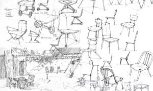 furniture-sketch