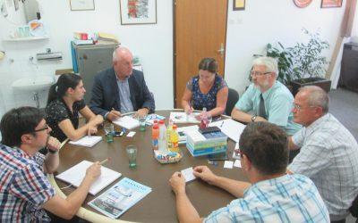 Radni sastanak sa predstavnicima GIZ-a
