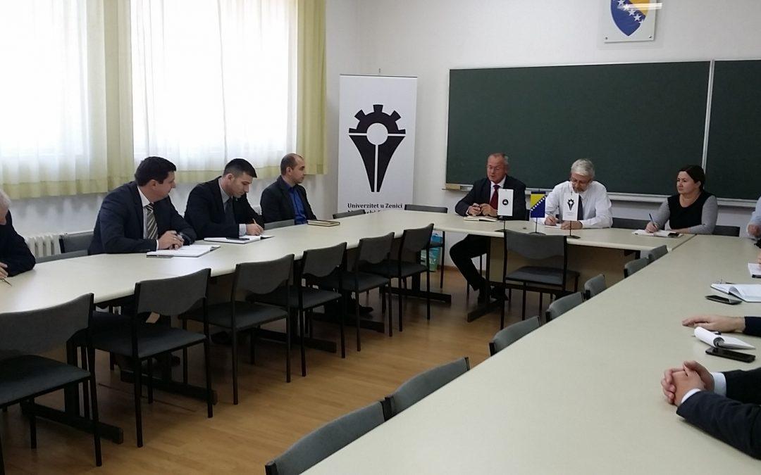 POSJETA MENADŽMENTA PREDUZEĆA MANN+HUMMEL BA J.S.C., TEŠANJ