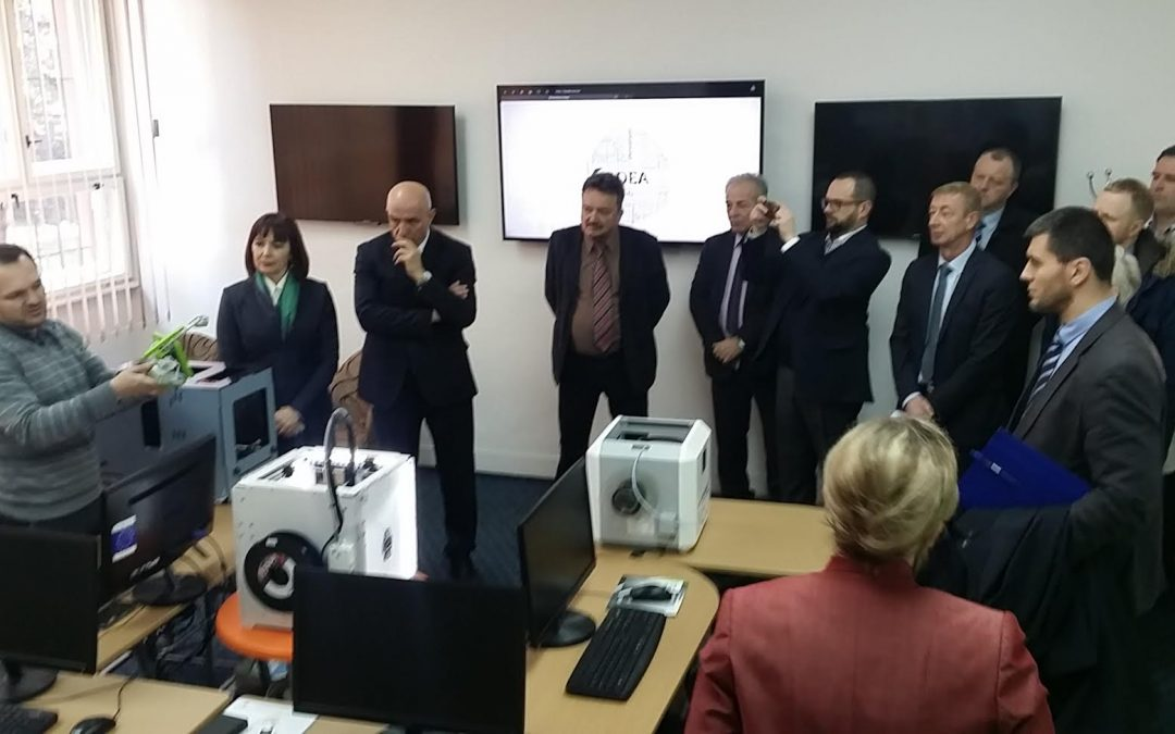 Potpredsjednica Federacije BiH, gospođa Melika Mahmutbegović, posjetila UNZE