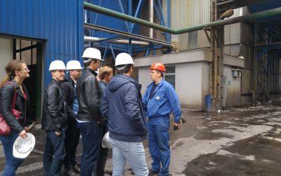 Studenti 4. godine odsjeka Održavanje posjetili Termoelektranu Tuzla