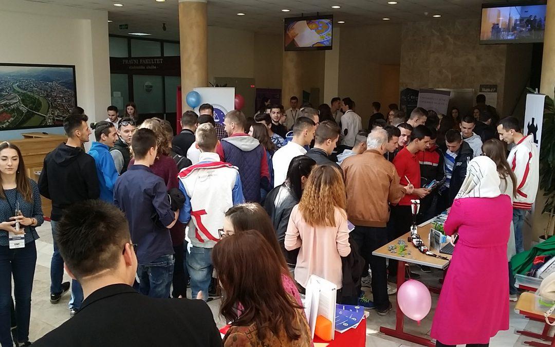 Dan otvorenih vrata Univerziteta u Zenici