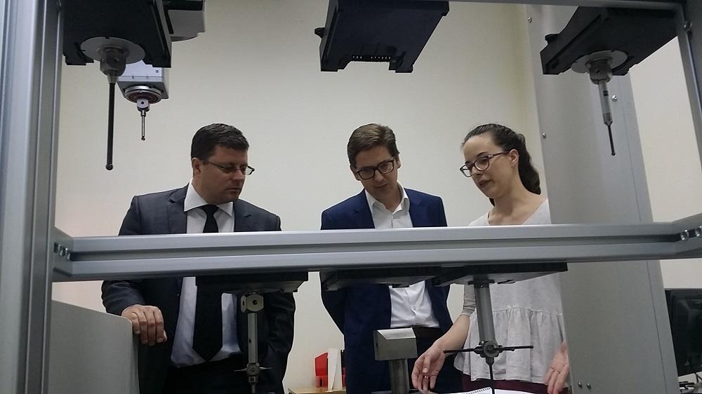 Posjeta predstavnika Univerziteta u Pečuhu i predstavnika Ambasade Mađarske