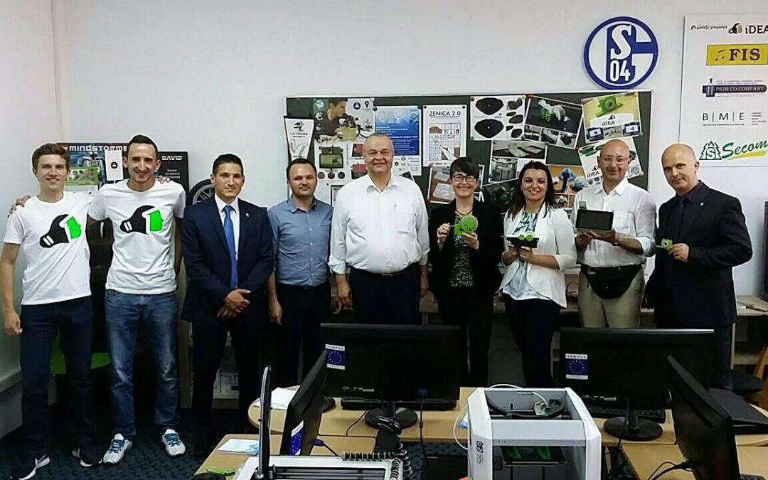 Posjeta delegacije Švicarske: Uz pravu podršku mladi u BiH imaju potencijal za razvoj preduzetništva!