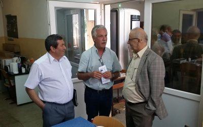 Lect. Univ. Dr. Constantin Hutanu i Ph. D. Associate Prof. Gheorghe Marc sa University of Alba Iulia (Romania) boravili na MFZE
