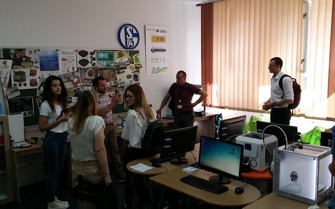 Posjeta predstavnika kompanije BD CareFusion BH  335 d.o.o. Mašinskom fakultetu Univerziteta u Zenici