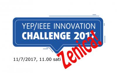 Poziv na prezentaciju YEP/IEEE Innovation Challenge 2017
