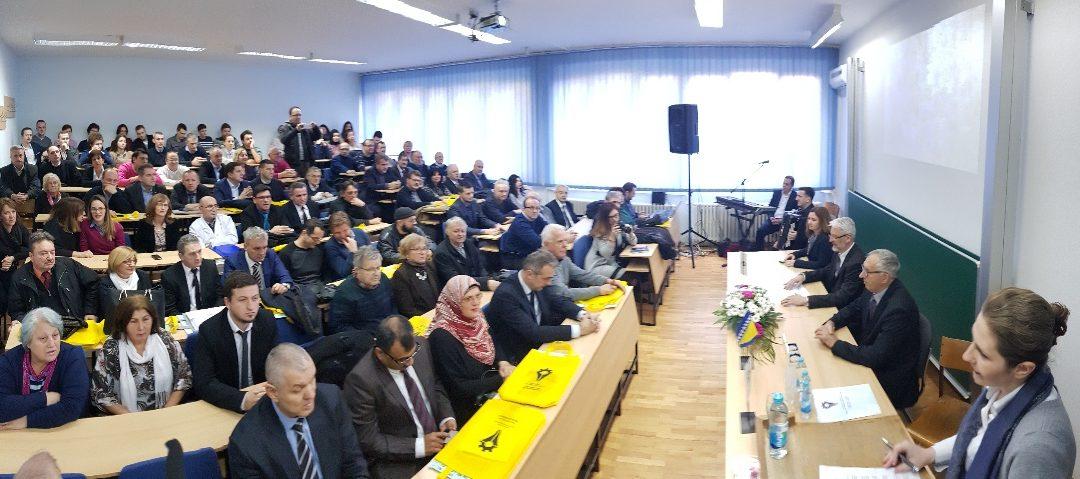 Obilježavanje 40 godina rada i postojanja Mašinskog fakulteta Univerziteta u Zenici
