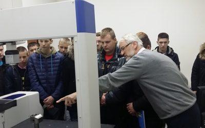 """Posjeta učenika JU """"Mješovita srednja industrijska škola Zenica"""""""