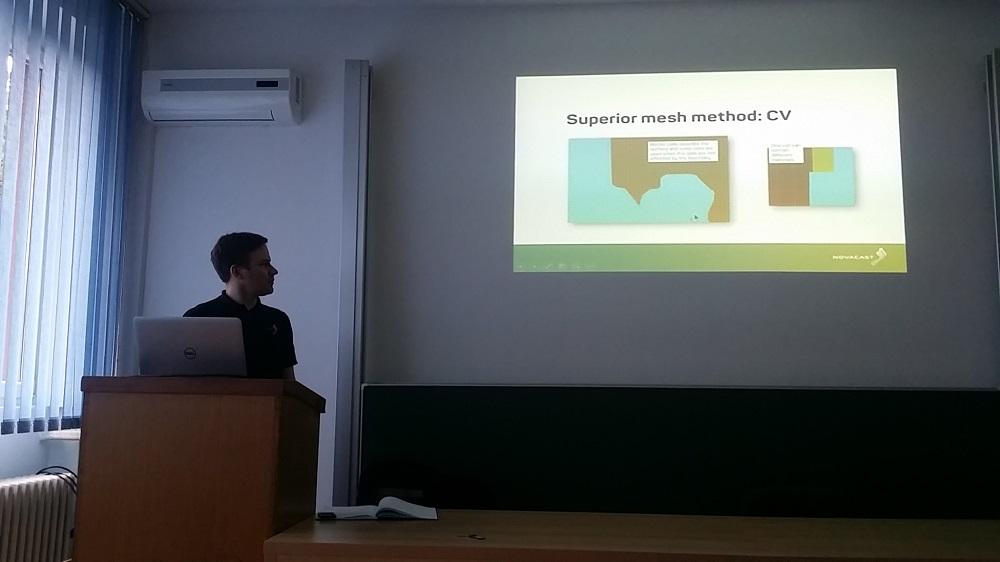 "Održana prezentacija švedske firme ""Novacast Systems AB"""