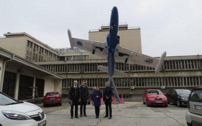 Predstavnici Mašinskog fakulteta UNZE posjetili Mašinski fakultet u Beogradu