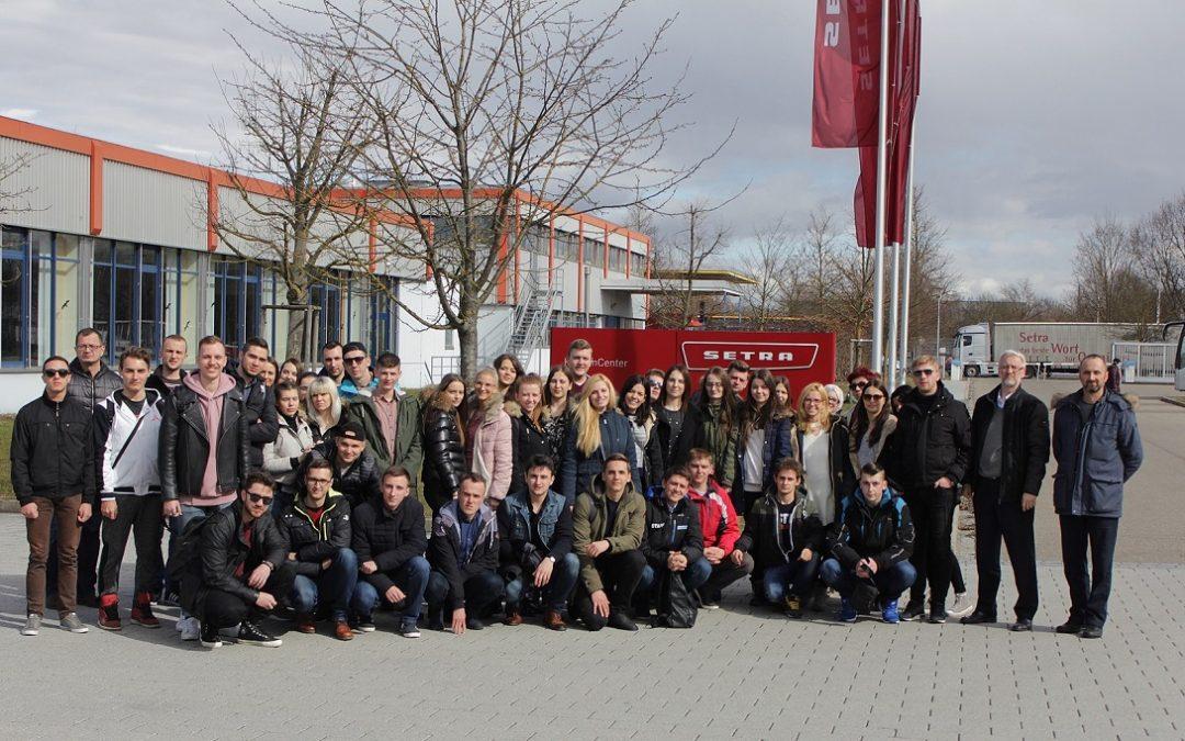 Edukativno-stručna ekskurzija studenata Mašinskog fakulteta