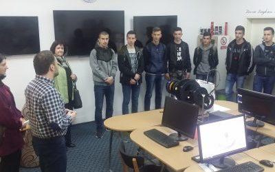 Posjeta učenika JU Mješovita srednja industrijska škola Zenica