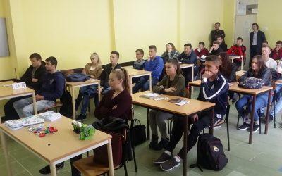 MFZE u posjeti Mješovitoj srednjoj tehničkoj školi u Travniku