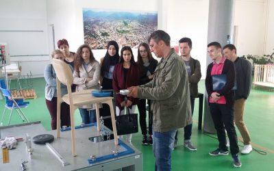 Studenti Mašinskog fakulteta posjetili Agenciju ZEDA